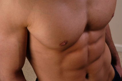 Male abs improving your abs