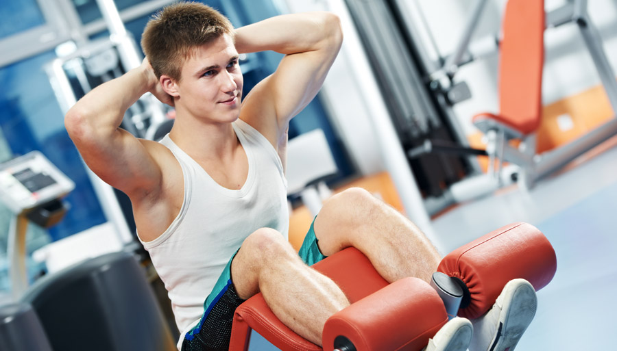 Beginner Ab Workout beginners ab workout